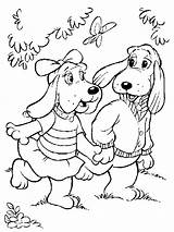 Pound Coloring Puppies Pages Printable Colouring Sheets Puppy Dog Print Coloringpages Fall Azcoloring Printables sketch template