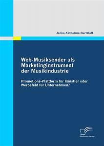 Web-Musiksender als Marketinginstrument der Musikindustrie ...