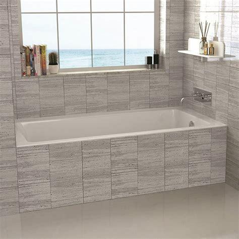 54 X 27 Bathtub Home Depot by 54 X 27 Bathtub Elite 30 In X 54 In X 59 In 3piece Alcove