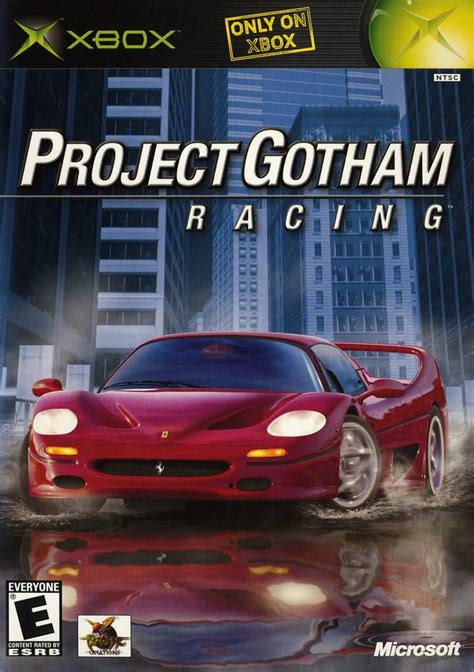 project gotham racing xbox