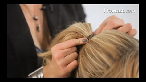 create  basic ponytail cute hairstyles youtube