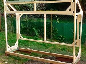 Tomatenhaus Bauen Kostenlos : bau eines stabilen tomatenhauses aus gehobelten latten bauanleitung zum selberbauen 1 2 do ~ Watch28wear.com Haus und Dekorationen