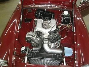 Mgb With A Camaro 3 4 L V6  U2013 Engine Swap Depot