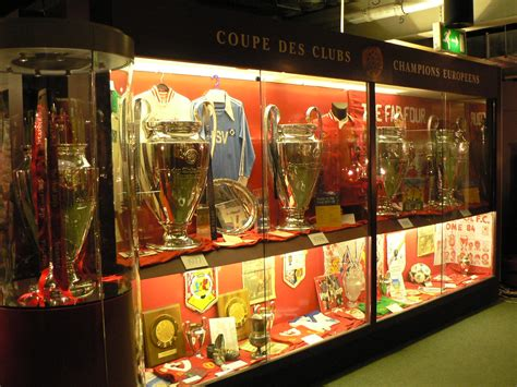 The only place to visit for all your lfc news, videos, history and match information. Liverpool FC trophy room - 5 x European Cup ...