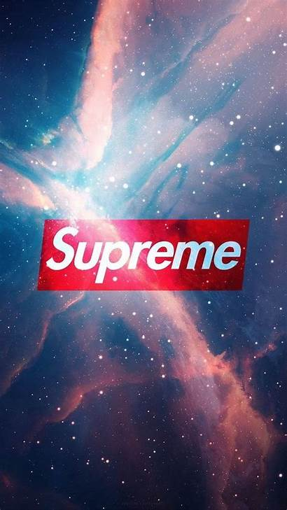 Supreme Wallpapers Galaxy Iphone Dope Backgrounds Universe