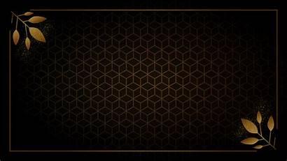 Geometric Abstract Elegant Shapes Luxury Metallic Layer
