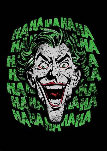 Joker Hahaha Hahahaha Coringa Font Tattoo Sorriso