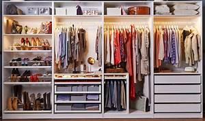 Begehbarer Kleiderschrank Ideen : offener kleiderschrank ikea ~ Michelbontemps.com Haus und Dekorationen