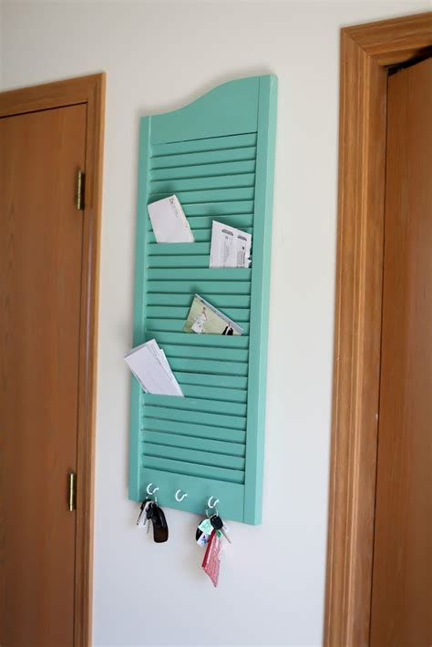 diy shutter projects  ignite  rustic style