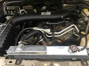 Jeep Wrangler Engine Parts
