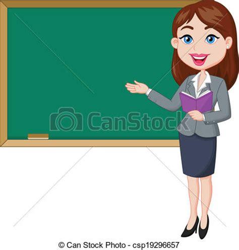 להעמיד נקבה, ציור היתולי, Nex, מורה לעמוד, לוח, דוגמה, בא, וקטור, נקבה, ציור היתולי, מורה