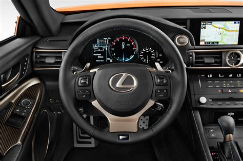 lexus steering wheel 2015 lexus rc 350 reviews and rating motor trend