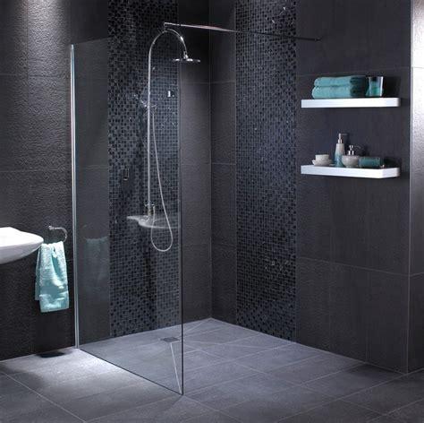 black tiled bathroom fossil matt 600x600 black floor tile dem fmb6060 wall floor solutions