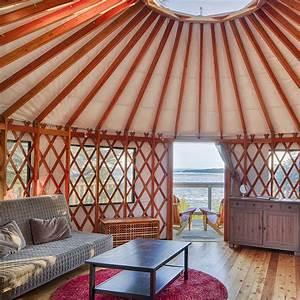 Traditional vs. Modern Yurts - Pacific Yurts