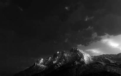 3d Background Wallpapers Mountain Dark Mountains Desktop