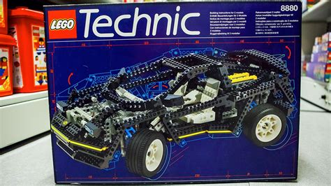 Technics Lego Car by The Lego Technic Car I Always Wanted Now Costs A Thousand
