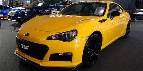 Subaru Teases Brz Sti You Will Never See In Production