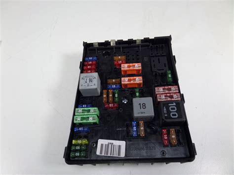 2007 Volkswagen Rabbit Fuse Box Ebay by 2007 Gti Fsi Fuse Diagram Wiring Library