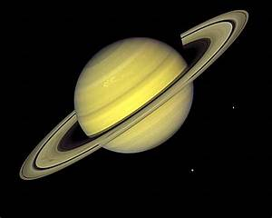 PLANET SATURN VOYAGER 1 8x10 PHOTO