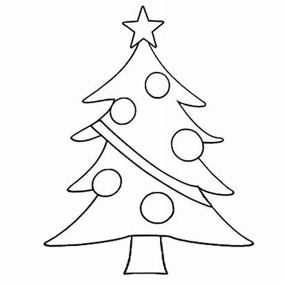 Coloring Crayola Christmas Pages Printable Tree Trees