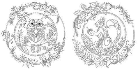 Enchanted Forest Kleurboek Johanna Basford