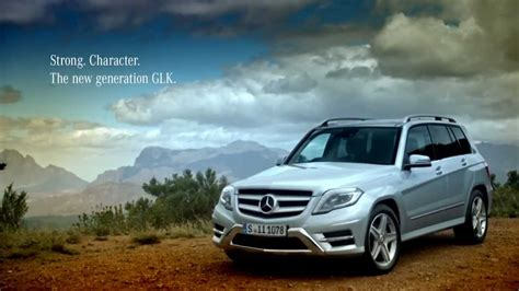 mercedes ads mercedes 2013 glk quot strong character quot hd commercial youtube