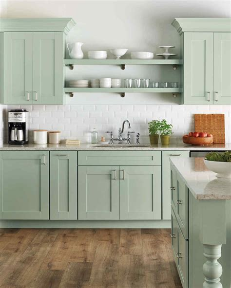 martha stewart kitchen cabinets floor select your kitchen style martha stewart 9732
