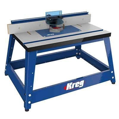 kreg precision benchtop router table prs