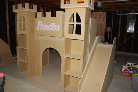 kids castle bed plans woodworking projects plans