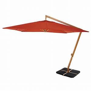 Parasol Maison Du Monde : parasol d port en aluminium et tissu brique 3x3m camberra maisons du monde ~ Preciouscoupons.com Idées de Décoration