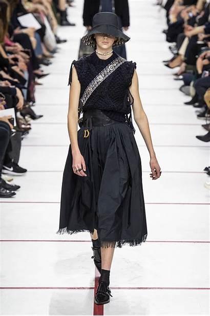 Dior Runway Fall Christian Popsugar Start