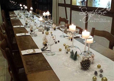 Deko Weihnachten Ideen by Weihnachten Scraphexe Tisch Deko Weihnachten Festliche