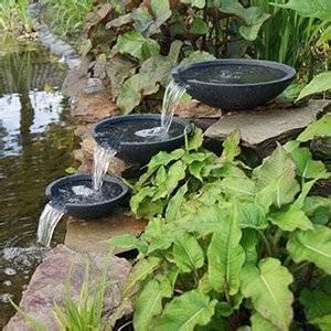 Fontaine Pour Bassin A Poisson : fontaine bassin leroy merlin ~ Voncanada.com Idées de Décoration