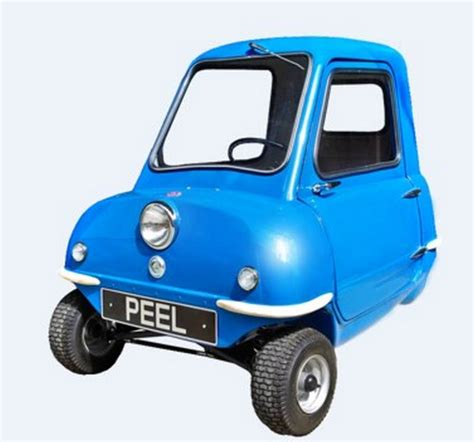 wordlessTech | World's smallest car back in production