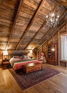 Cool, 20, Fantastic, Rustic, Cabin, Bedroom, Decorating, Ideas, More, At, S, Trendecora, Com