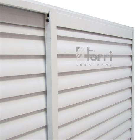 ventana aluminio blanco  celosia corrediza