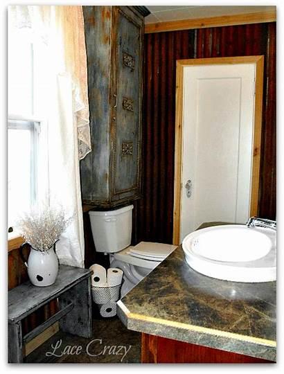 Bathroom Farmhouse Crazy Redo Rdo