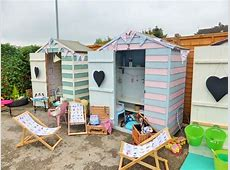 Beach Hut Role Play Dragonflies Nursery