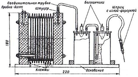 Водородный генератор своими руками принцип действия описание материалов схема