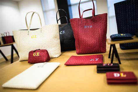 bottega veneta initials personalize  bv bag purseblog