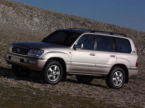 Toyota Land Cruiser 100 Series by 1998 Toyota Land Cruiser 100 Series Review Top Speed