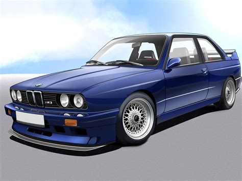 The Iconic Bmw M3 E30 Sports Cars Ruelspotcom