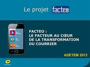 1 Patronal La Poste : laur at prix de l 39 excellence marketing or la poste facteo ~ Premium-room.com Idées de Décoration
