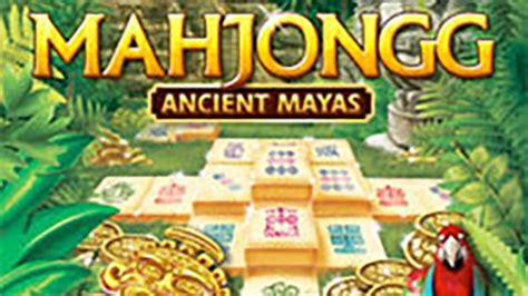 foto de Mahjongg Ancient Mayas macgamestore com