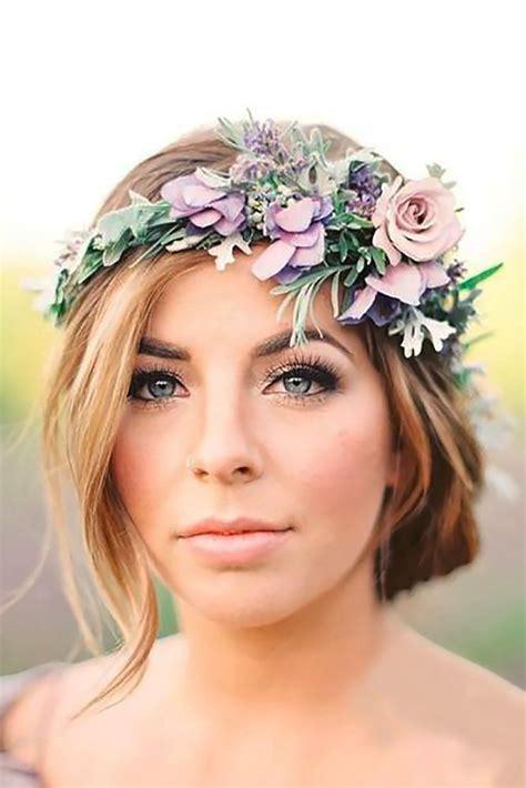 25 Best Simple Flower Crown Ideas On Pinterest