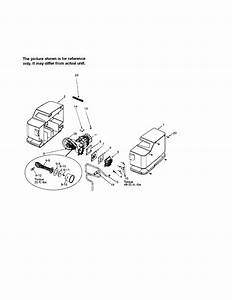 919 166441 Craftsman Permanently Lubricated Tank Mounted