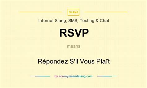 rsvp stand for rsvp r 233 pondez s il vous pla 238 t in governmental military by acronymsandslang com
