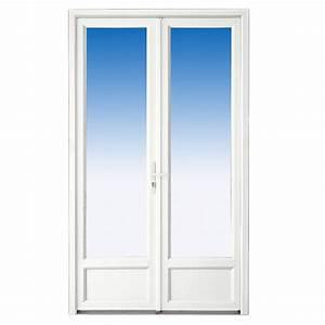 Fenetre Pvc Renovation : porte fenetre lapeyre porte fenetre double dthomas ~ Melissatoandfro.com Idées de Décoration