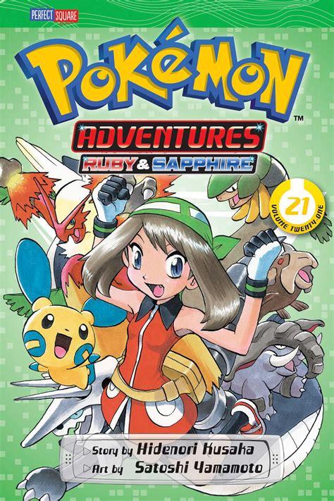 Pokmon Adventures Vol 21 Book By Hidenori Kusaka