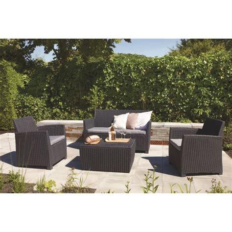 Salon de jardin avec table coffre | Idu00e9es de Du00e9coration intu00e9rieure | French Decor